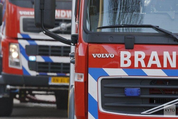Auto uitgebrand in Tulpenstraat