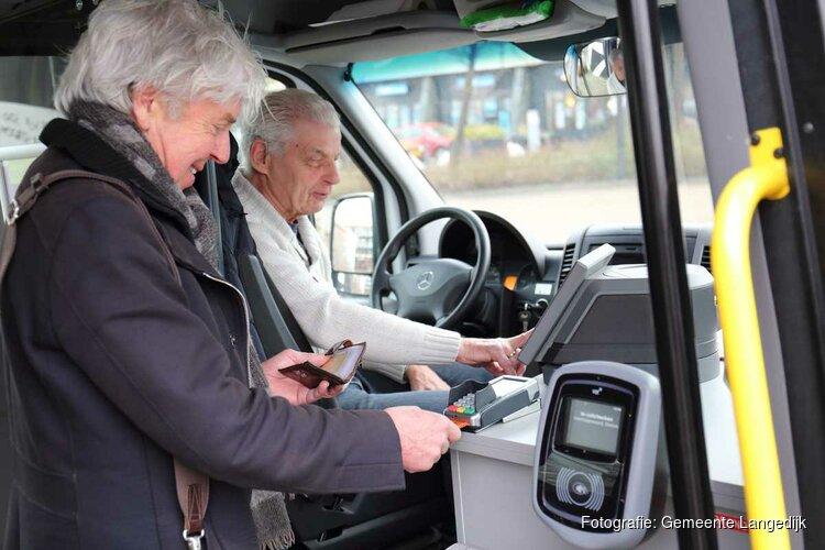 Buurtbus Heerhugowaard-Langedijk zoekt vrijwilligers