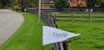 FiberNH wint terrein in Noord-Hollands buitengebied Langedijk/Schagen/Den Helder