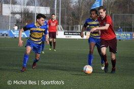 LSVV moet punten aan FC Boshuizen laten