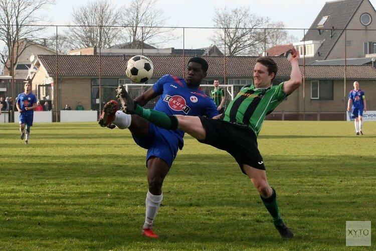Vrone zet Alkmaarsche Boys opzij, LSVV zakt op de ranglijst