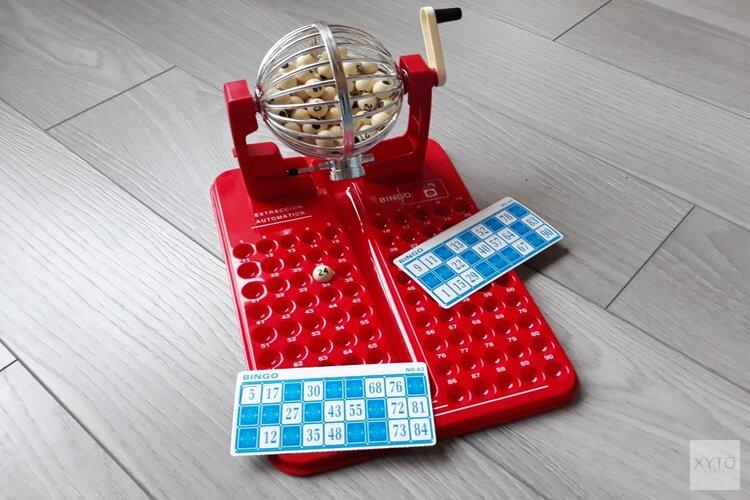 Eigenwijze bingo in De Rietschoot