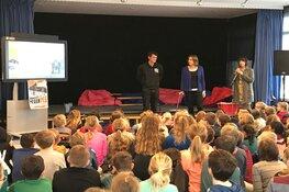 Opening vastenactie Fusieschool Noord-Scharwoude