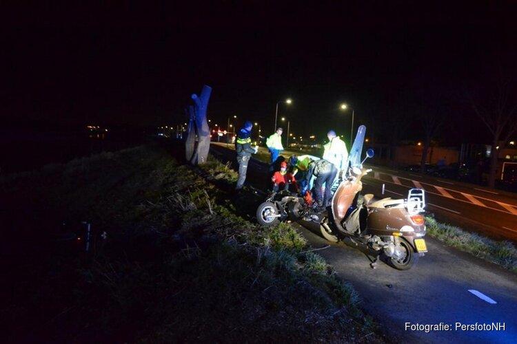Ongeval Westerweg, één persoon overleden