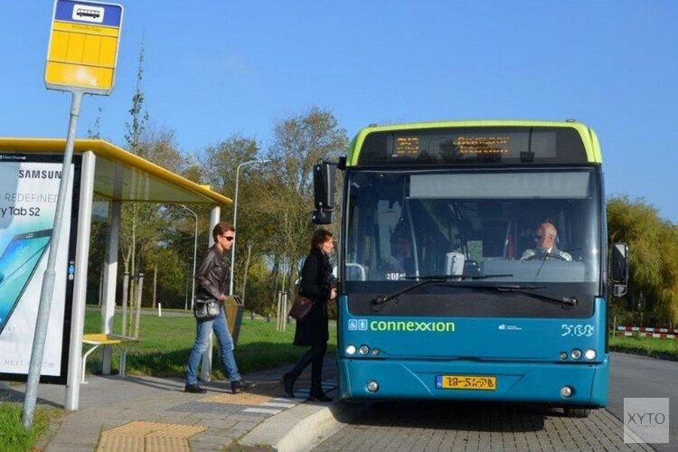 Wijziging dienstregeling bussen