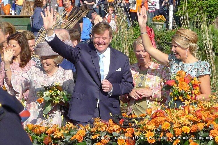Bezoek de Broeker Koningsdag activiteiten 2019!