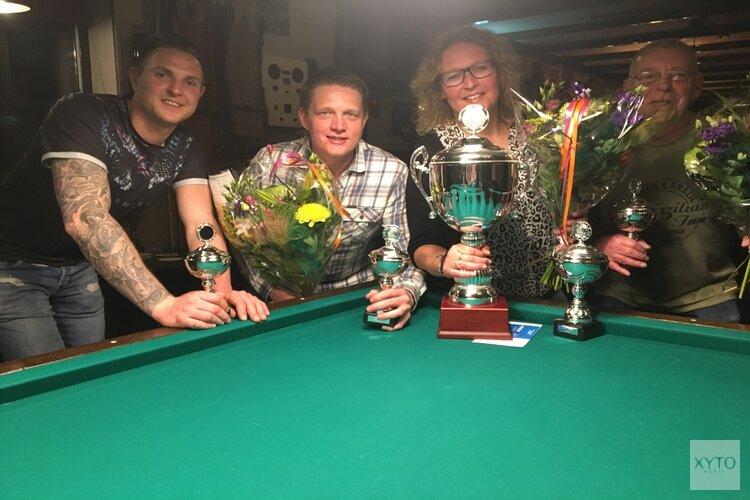Frederieke Wagenaar wint Open Langedijker Kampioenschap Libre 2019