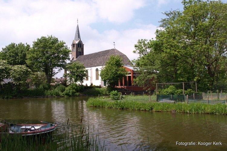 Blokfluitist Paulus Vis in de Kooger Kerk
