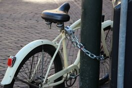 Grootste kans op fietsdiefstal in Noord-Holland
