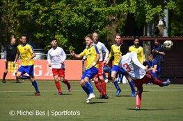 LSVV kan seizoen zorgeloos uitspelen, Vrone hard onderuit