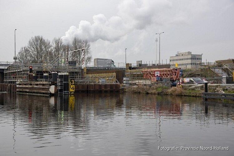 Zorgen om halen opleverdatum Leeghwaterbrug bij Alkmaar