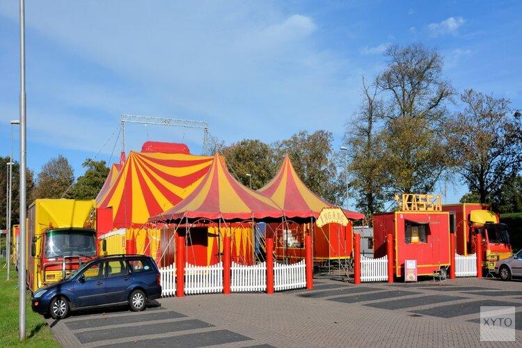 Circus Barani komt naar Noord-Scharwoude