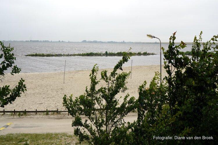 Blauwalg heeft Noord-Hollandse wateren nog niet in zijn greep