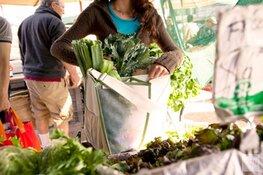 Biologische boerenmarkt zaterdag 13 juli Recreatiegebied Geestmerambacht