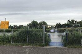 Nog meer problemen rondom Leeghwaterbrug: pontje uit de vaart