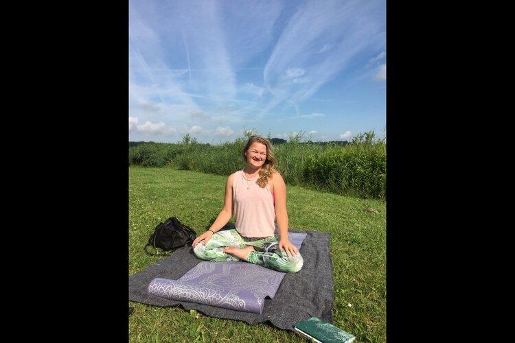 Yin Yoga buitenlessen Gasfabriek en Geestmerambacht zijn een succes