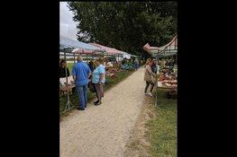 Biologische boerenmarkt Recreatiegebied Geestmerambacht