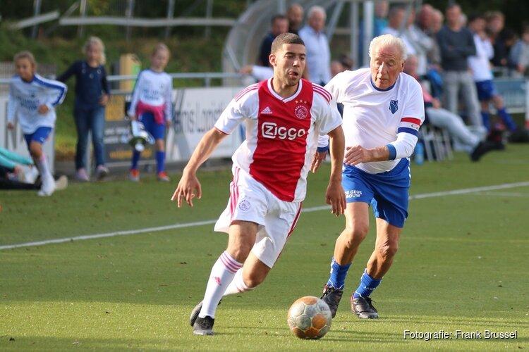 DTS All Stars en Lucky Ajax zorgen voor prachtige voetbalmiddag