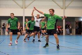 Vrone/Berdos speelt gelijk in doelpuntrijk duel