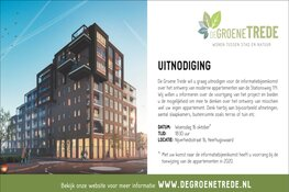 Informatie bijeenkomst nieuwe appartementen Heerhugowaard