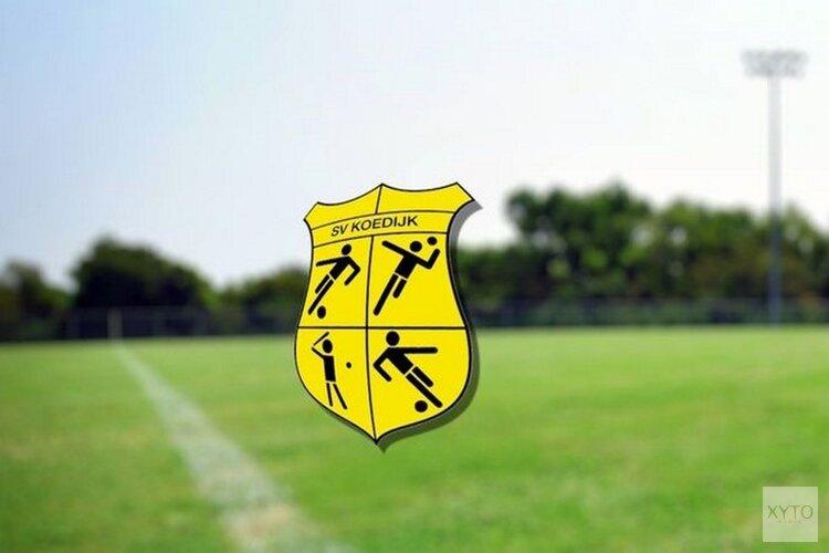 Koedijk slagvaardiger in derby tegen Vrone