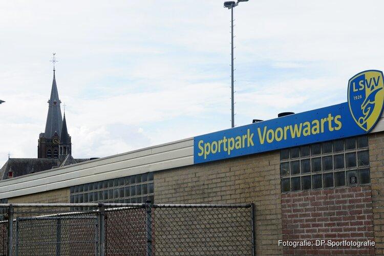 LSVV in slotfase langs Kolping Boys, Merk opnieuw matchwinnaar