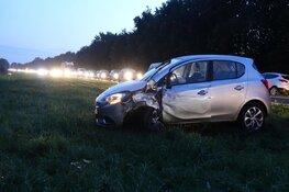 'Koerier valt in slaap en veroorzaakt ongeluk'