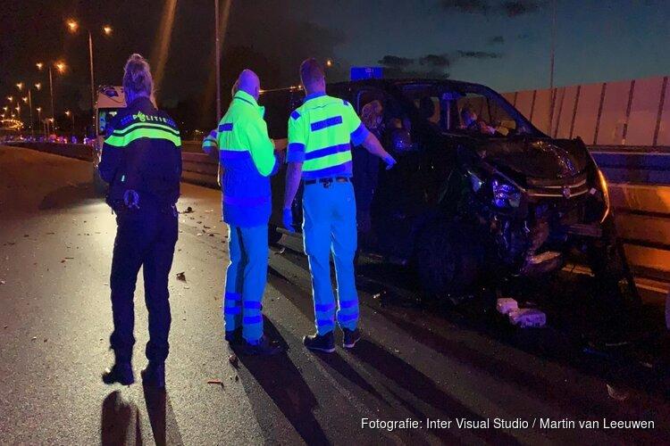 Botsing in Alkmaar: meerdere kinderen gewond