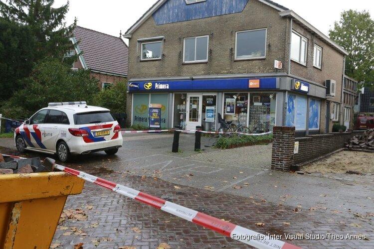 Getuigen gezocht van overval op winkel