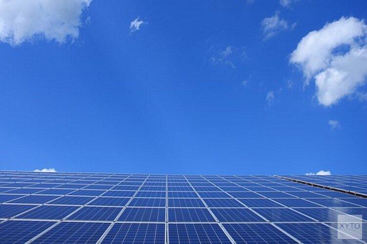 Zonnepanelen op daken sportaccommodaties
