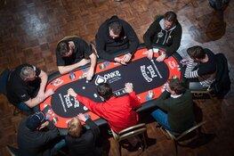 Het Kampioenschap Poker komt naar Noord-Scharwoude
