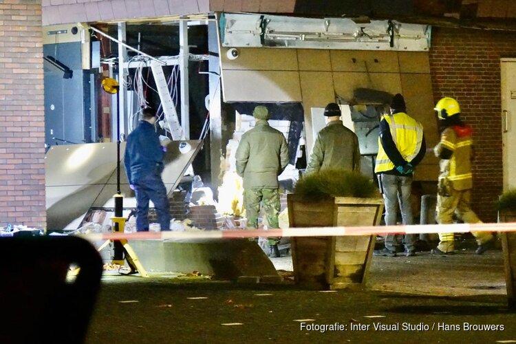 """Galeriehouder zwaar gedupeerd door plofkraak in Noord-Scharwoude: """"Het was mijn kindje''"""