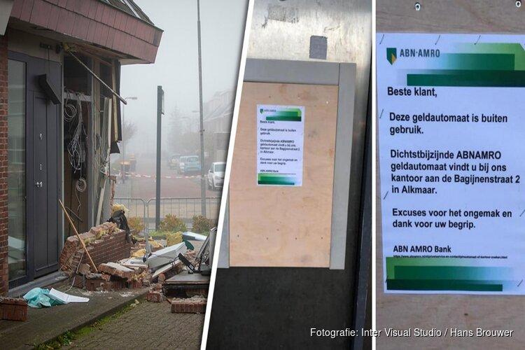 """ABN stelt 'risicovolle' pinautomaten buiten werking na zoveelste plofkraak: """"Dit is echt ongekend"""""""