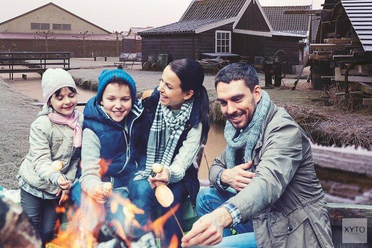 Winterse gezelligheid bij Museum BroekerVeiling