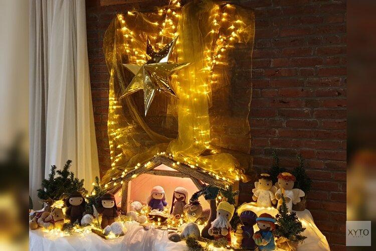 De Protestantse Gemeente te Sint Pancras viert Kerst in K.C. de Regenboog