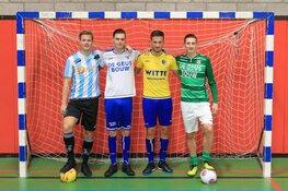 1e editie van De SMP Derby Cup in Sporthal Geestmerambacht