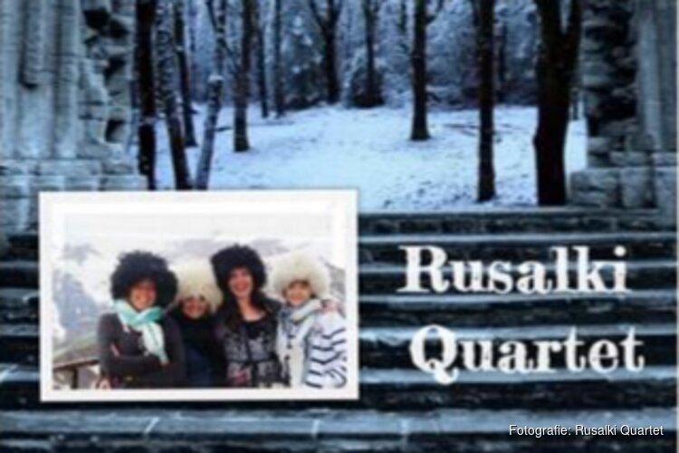 Portaal naar de Winter van Rusalki Quartet op 9 februari