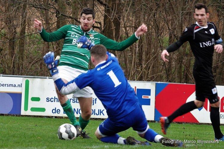 Het zit BOL niet mee tegen FC Breukelen