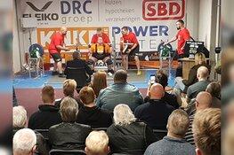 Nederlands Kampioenschap bij Sportcentrum 'LANGEDIJK'  te Oudkarspel.