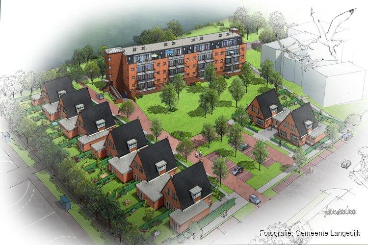 Voorbereiding op woningbouw 'Mavo-veld'