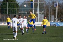 AFC '34 en LSVV houden het op remise
