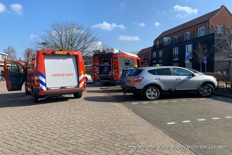 Brandje in seniorenwoning Broek op Langedijk