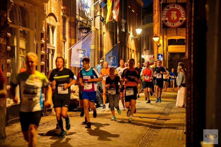 Inschrijving populaire Alkmaar City Run by night geopend