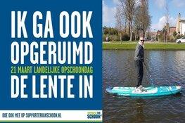 Landelijke (Sup) Opschoondag in Broek op Langedijk
