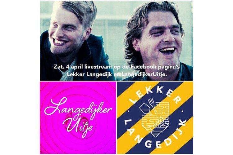 LangedijkerUitje & LekkerLangedijk slaan handen ineen voor UNIEKE actie!