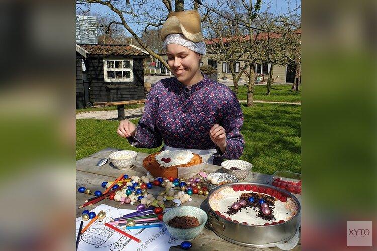 Win een prijs met je mooiste paastaart bij museum BroekerVeiling