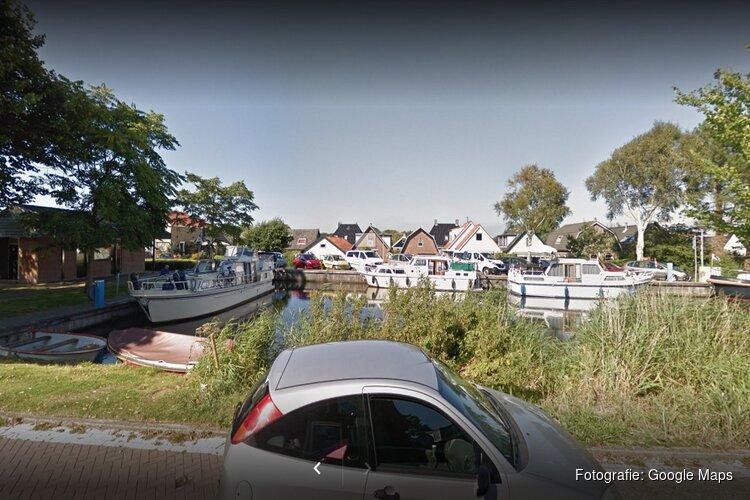Haven en sluis Broek op Langedijk gesloten