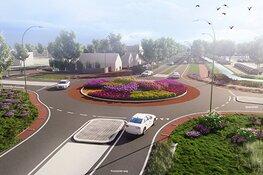 Start aanleg LARGAS-verkeersplein en rotonde Noord-Scharwoude (N504)