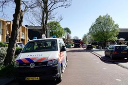 Grote brand in Sint Pancras