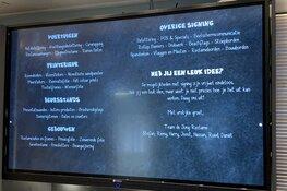 De Jong Reclame helpt bedrijven ook met beeldschermcommunicatie